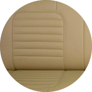 C1 Custom Upholstery Seat Interior cover photo